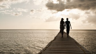 holding-environment-dying-couple-pier