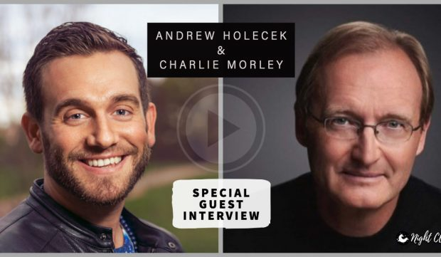 Interview with Charlie Morley lucid dreaming
