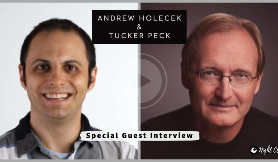 Interview with Tucker Peck PhD