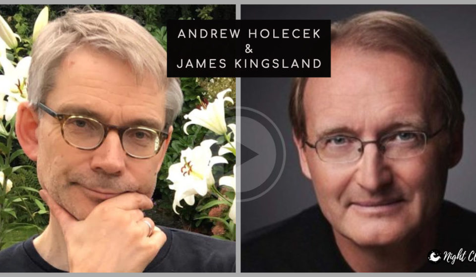 Interview with James Kingsland