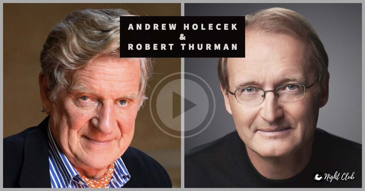 Interview with Robert Thurman