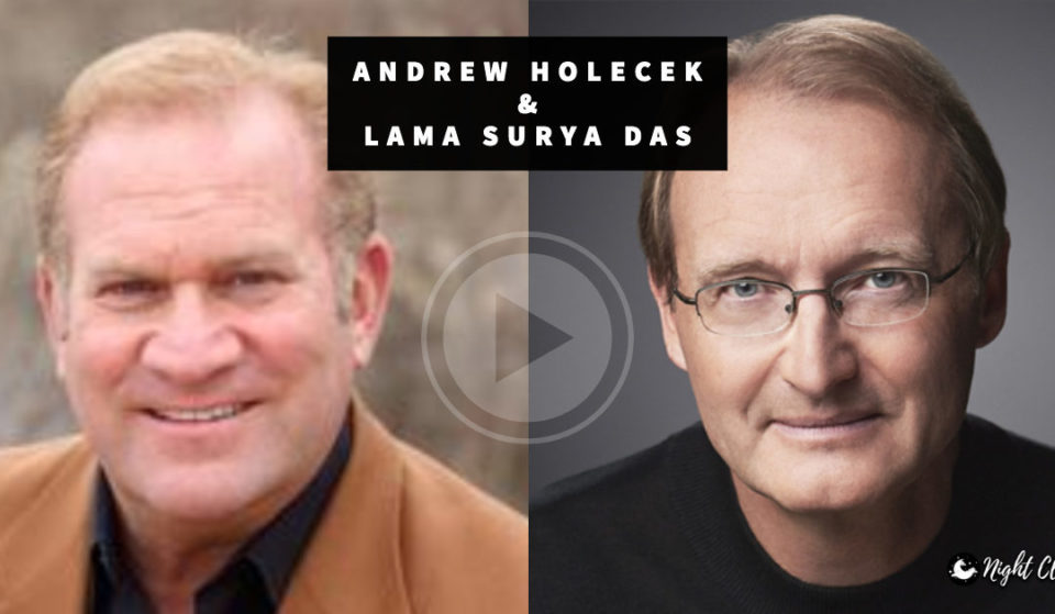 Interview with Lama Surya Das