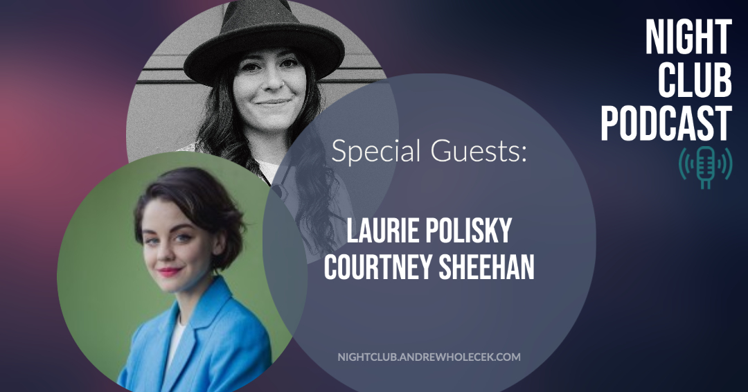 Interview with Courtney Sheehan and Laurie Polisky