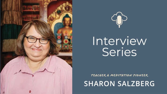 Interview with Sharon Salzberg
