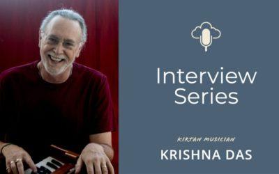 Interview with Krishna Das